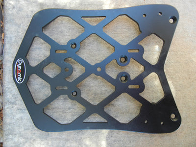 Long Luggage Rack for KTM 990 Supermoto. KTM 990 SM