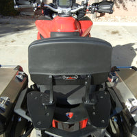 Mounting plates to go with Passenger Backrest for Ducati Multistrada 950, 1260, 1200