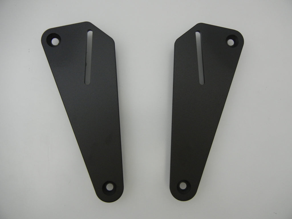 Mounting Plates for Backrest Fist KTM 1090 Adventure