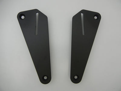 KTM 1050 Adventure - Mounting Plates for Backrest