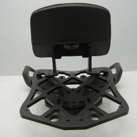 Backrest and Long Luggage Rack Topcase Mount for KTM 1090 Adventure