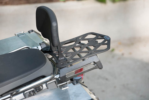 BMW 2008-2013 1200 GSA Adventure Backrest and Rack