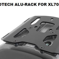 HONDA Transalp XLV700V Backrest and Adapter Plate