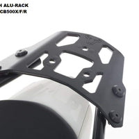 HONDA CB/CBR 500 Backrest and Adapter Plate