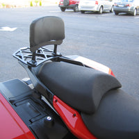 Ducati Multistrada 1200 Backrest 2010-2014