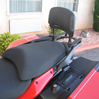 Backrest Fits Ducati Hyperstrada