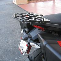 Long Rack Topcase Mount Luggage Rack for Ducati Hyperstrada