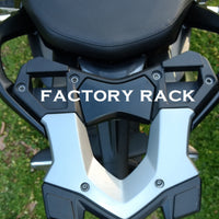BMW R1200R/RS '15-'17  Backrest Mounting Plates