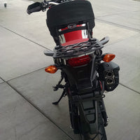 Long Luggage Rack for the Honda Africa Twin CRF1000L