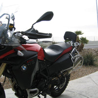 Backrest for BMW 800 GS Adventure. F800GS