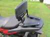 Passenger Backrest for the Suzuki V-Strom  DL650 2012-2016. V-Strom DL 650 12'-16'
