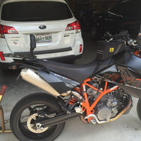 KTM 950 Supermoto Backrest
