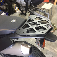 Short Luggage Rack for KTM 990 Supermoto.KTM 990 SM