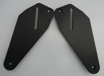 Mounting Plates to go with Passenger Backrest for BMW 1200 GS 2013-2018. R1200GS