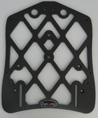 Long Luggage Topcase Mount Rack for Triumph Tiger 800, XC, XCX, XCA, XR, XRX, XRT.