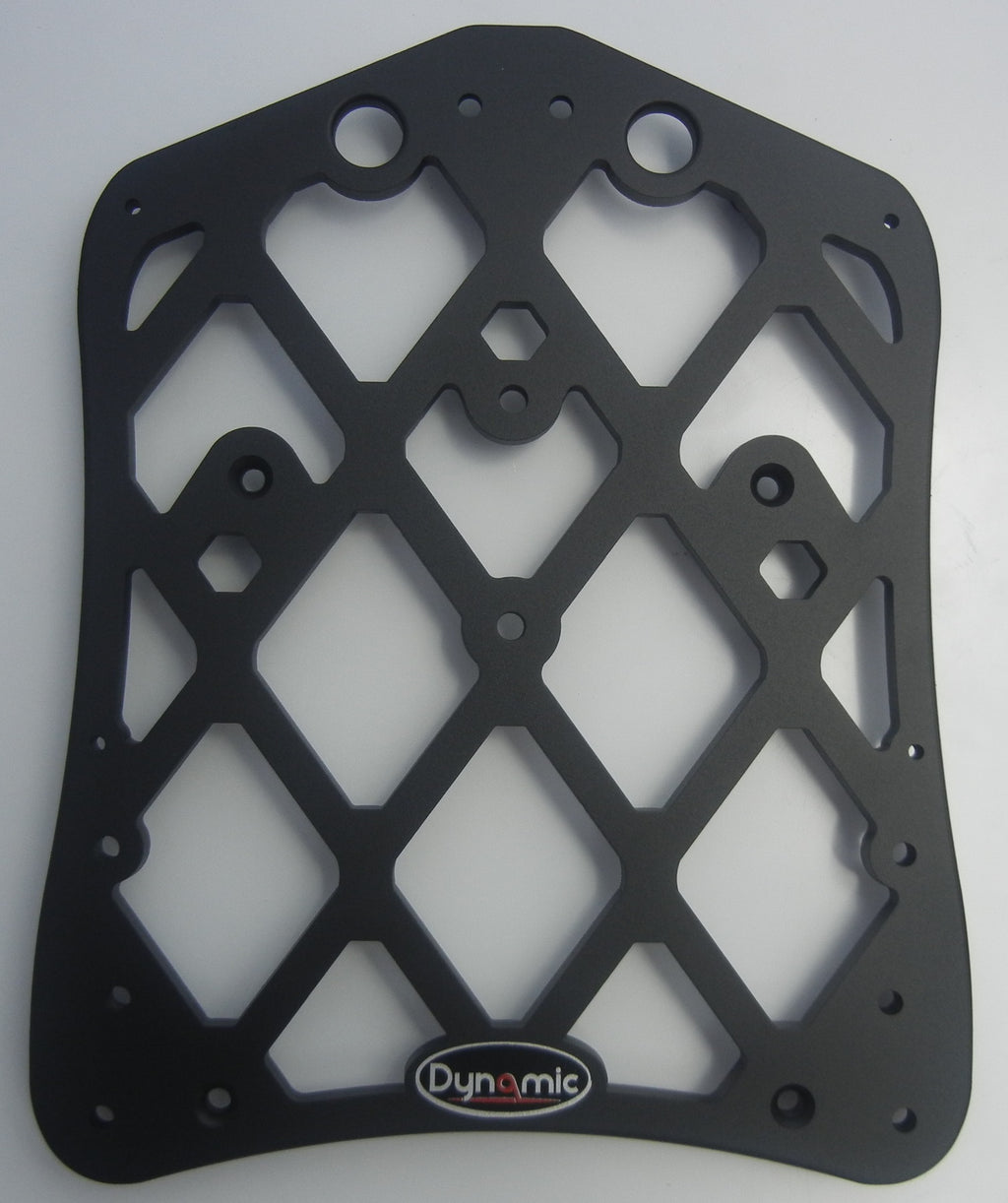 Long Luggage Rack Topcase Mount for the Suzuki V-Strom  DL650 2004-2011. DL 650 4'-11'