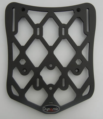 Long Luggage Rackfor the Suzuki V-Strom  DL1000, 2002-2013.The V-Strom 1000 2'-13'