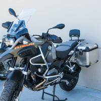Backrest and Rack BMW 2019- 1250 GSA Adventure