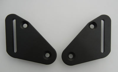 Yamaha Super Tenere Backrest Mounting Plates