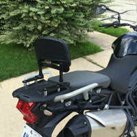 XPN Backrest Fits Triumph Tiger 800