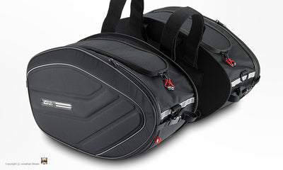 GIVI 25 LITER SADDLEBAGS - EASYBAG EA101