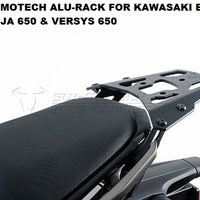 Kawasaki Versys 650 Backrest and Adapter Plate