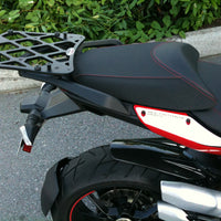 Ducati Multistrada 1200 Long Luggage Rack Top Case Mount 2010-2014