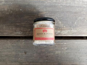 3.5 oz Jars of Salt  J.Q. Dickinson Salt-Works