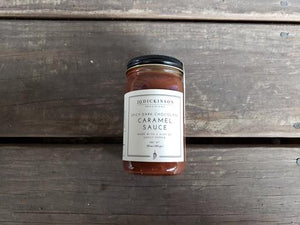 Organic Caramel Sauces  J.Q. Dickinson Salt-Works