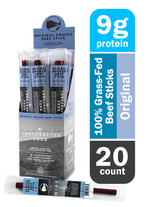 Original Smoked Beef Stick - 20 Count