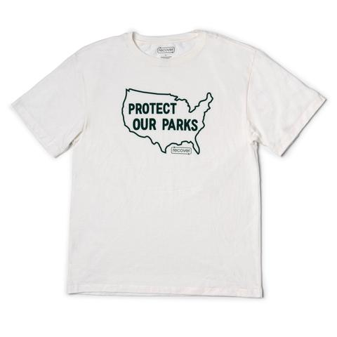 Protect Our Parks Classic Tee - Natural