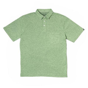 Sport Polo- Heather Green