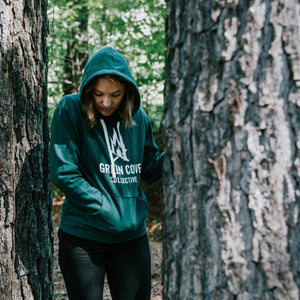 Green Cove Collective Campfire Hoodie