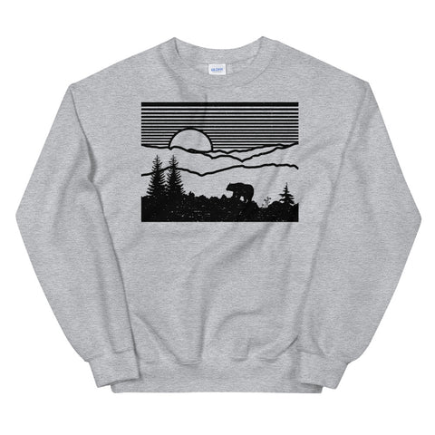 """Bear Horizon"" BRO Sweatshirt"
