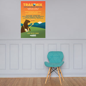 Trail Mix Live Music Festival Poster