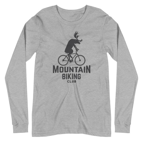"""Mountain Biking Club"" EO Long Sleeve Tee"