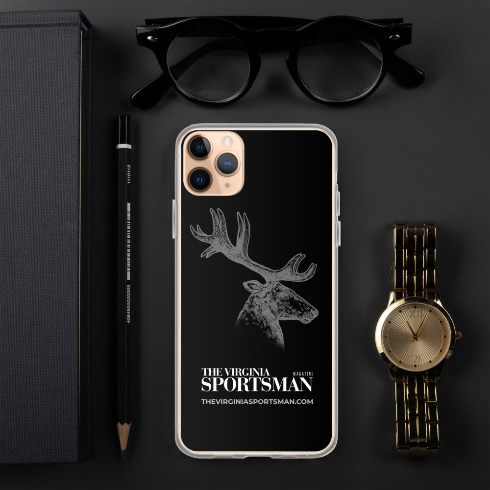 The Virginia Sportsman iPhone Case