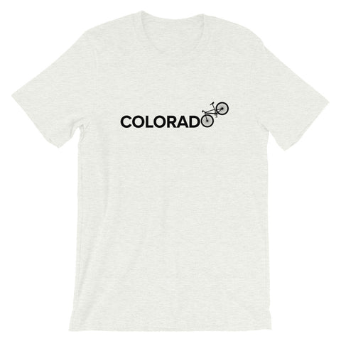 """Bike Colorado"" EO Tee"