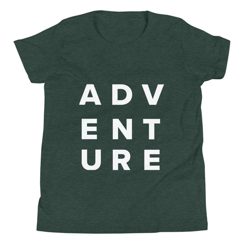 """Adventure"" BRO Kids Tee"