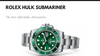 Rolex Submariner Hulk - The Affordable Alternatives