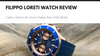 Filippo Loreti - Ascari Fashion Watch Review