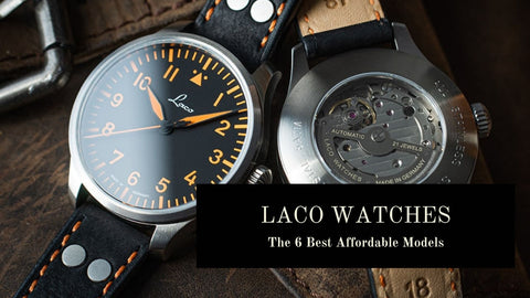 The Best Laco Watches
