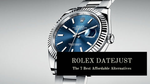 Rolex Datejust Alternatives
