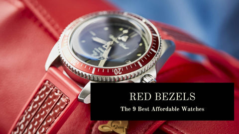 Red Bezel Watches