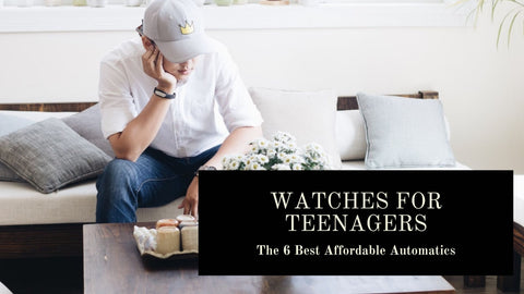 Best Watches for Teenagers