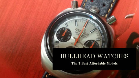 Affordable Bullhead Watches