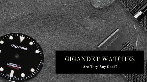 Gigandet Watches