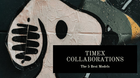 Timex Watch Collaborations