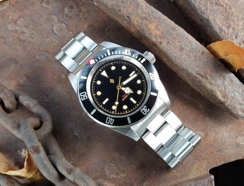Invicta 8926 Black Bay