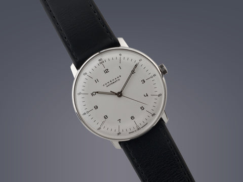 Junghans Max Bill Bauhaus Watch